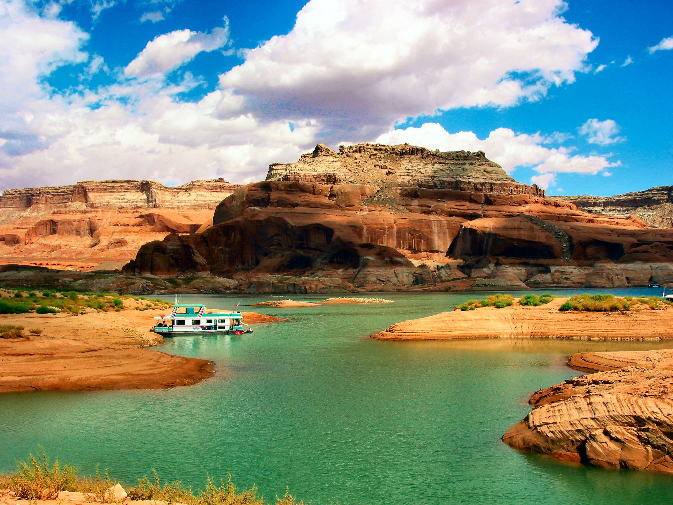 Lake And Bay Boats >> Warm Creek Bay - MasterCraft Lake Powell