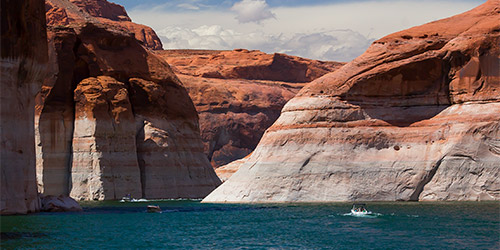 Lake-Powell-Wall